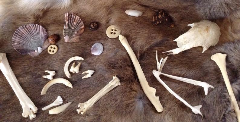 Divination: Casting the Stones and Bones