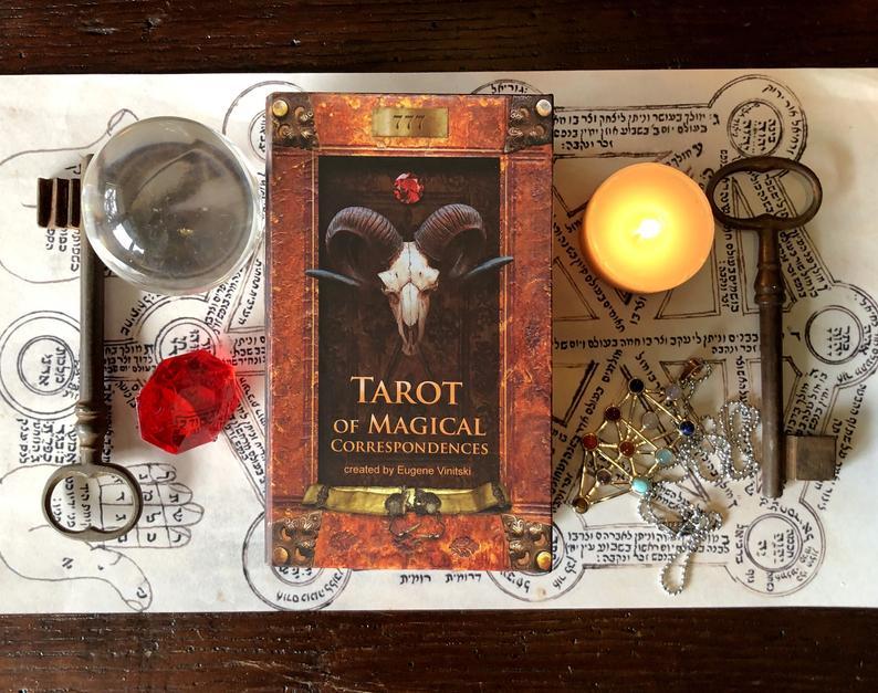 Magickal Correspondences